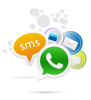 email whatsapp icon