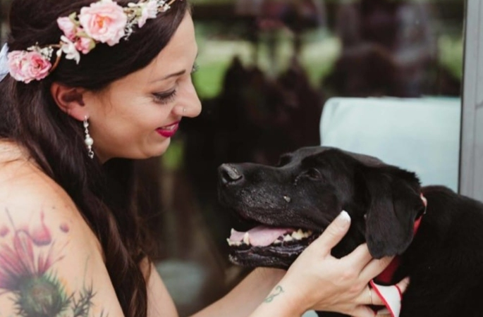 cachorro-cao-tumor-cerebral-casamento-dona-fotos